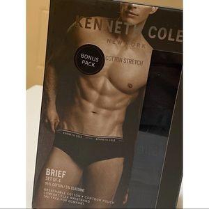 (3) Kenneth Cole Briefs